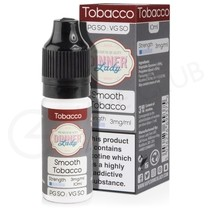 Smooth Tobacco E-Liquid by Dinner Lady 50/50