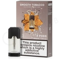 Smooth Tobacco eLiquid Pod by Kilo