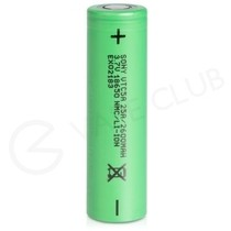 Sony VTC5A 18650 Rechargeable Vape Battery (2600mAh 25A)