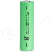 Sony VTC6 18650 Rechargeable Vape Battery (3000mAh 19A)