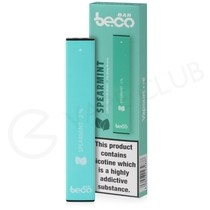 Spearmint Beco Bar Disposable Device