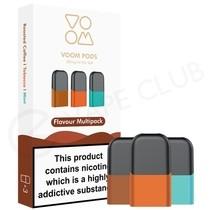 Standard Multipack Prefilled Pods by Voom