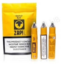Starfruit Burst eLiquid by Zap! Juice