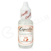 Strawberries & Cream Flavour Concentrate by Capella