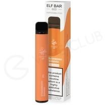 Strawberry Banana Elf Bar Disposable Vape