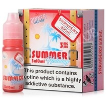 Strawberry Bikini eLiquid by Summer Holidays