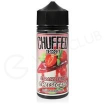 Strawberry Cheesecake Shortfill E-Liquid by Chuffed Desserts 100ml