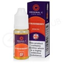 Strawberry E-Liquid by Original C
