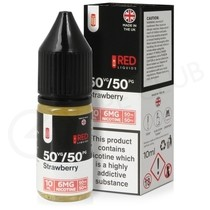Strawberry E-Liquid by Red Liquid 50/50