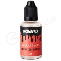Strawberry Flavour Concentrate by Global Hubb