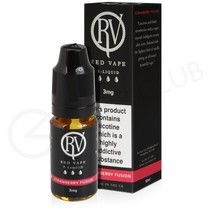 Strawberry Fusion E-Liquid by Red Vape