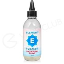Strawberry Guava Longfill Concentrate by Element Sub Zero