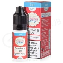 Strawberry Ice E-Liquid by Dinner Lady Ice