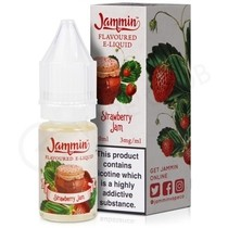 Strawberry Jam eLiquid by Jammin