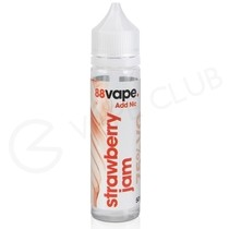 Strawberry Jam Shortfill E-liquid by 88Vape 50ml
