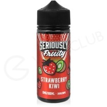 Strawberry Kiwi Shortfill E-Liquid by Seriously Fruity 100ml
