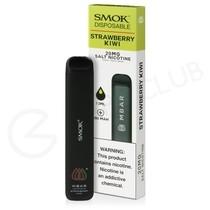 Strawberry Kiwi Smok Mbar Disposable Device