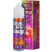 Strawberry Laces and Sherbet Shortfill E-Liquid by Double Drip 50ml