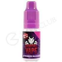 Strawberry Milkshake E-Liquid by Vampire Vape