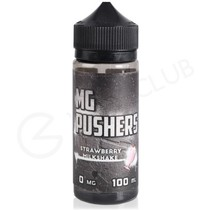 Strawberry Milkshake eLiquid by MG Pushers 100ml