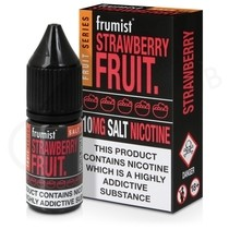 Strawberry Nic Salt E-Liquid by Frumist Fruits