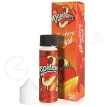 Strawberry Peach 50ml Shortfill by Vapelicious