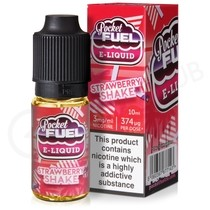 Strawberry Shake eLiquid by Pocket Fuel