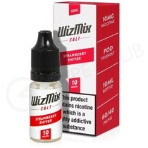 Strawberry Shiver Nic Salt E-liquid by Wizmix