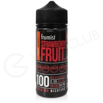 Strawberry Shortfill E-Liquid by Frumist Fruits 100ml