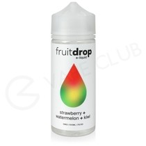 Strawberry Watermelon Kiwi Shortfill E-Liquid by Fruit Drop 100ml