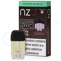 Strawberry Watermelon Prefilled Pod by NZO