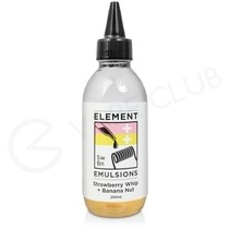 Strawberry Whip & Banana Longfill Concentrate by Element