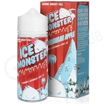 Strawmelon Apple 100ml Shortfill by Ice Monster