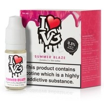 Summer Blaze eLiquid by I VG