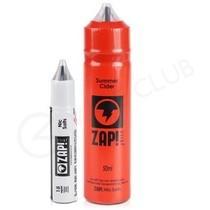 Summer Cider Shortfill E-liquid by Zap! Juice 50ml