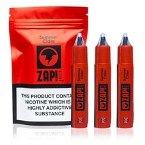 Summer Cider eLiquid by Zap! Juice