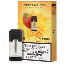 Sweet Mango eLiquid Pod by Kilo