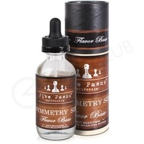 Symmetry Six Flavour Base Shortfill E-Liquid by Five Pawns 50ml