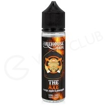 The Axe Shortfill E-liquid by Firehouse Vape 50ml
