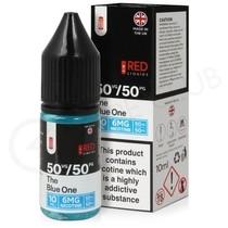 The Blue One E-Liquid by Red Liquid 50/50