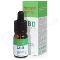 Hemp Seed CBD Oil Tincture by Honest Hemp