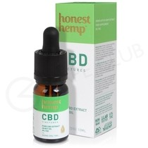 CBD MCT Oil Tincture by Honest Hemp
