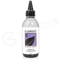 Tobacco Blackcurrant Longfill Concentrate by Element