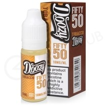 Tobacco E-Liquid by Doozy Fifty 50