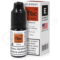 Tobacco eLiquid by Element 50/50