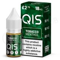 Tobacco Menthol E-Liquid by QIS
