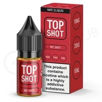 70VG Nicotine Shot by Top Shot