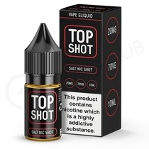 70VG Salt Nic Shot by Top Shot