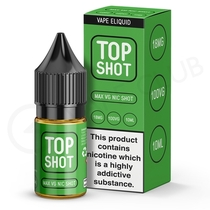 Max VG Nicotine Shot by Top Shot