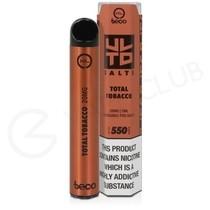 Total Tobacco XL Beco Bar ULTD Disposable